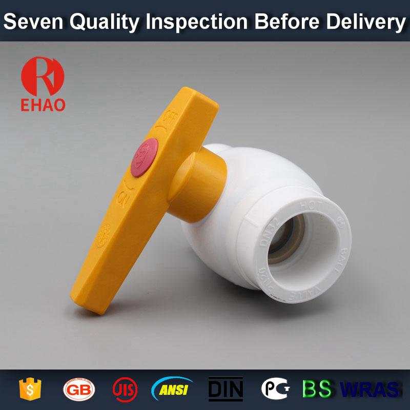 Online Exporter 40mm Quality antique fip plastic ppr ball