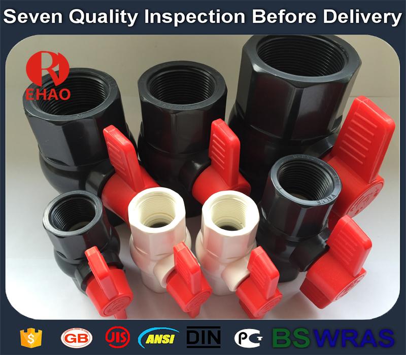 "1-1/4"" pvc ball valve home depot thread FPT x FPT"