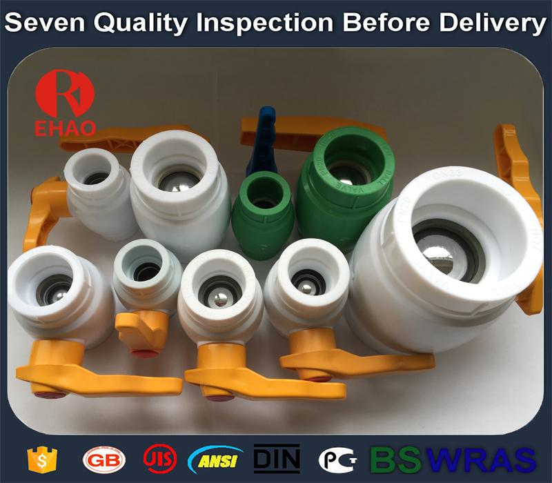 32mm Quality antique fip plastic ppr ball valve welding
