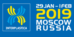 Interplastica 2019 in Moscow (From 29 January to 1 February)