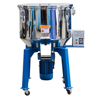 plastic mixing machine series