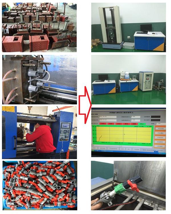 生产和检测