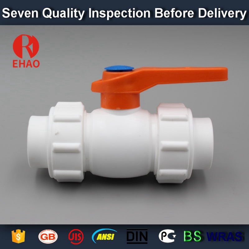 Discount Price 90mm Quality antique fip plastic ppr ball valve welding  Factory for Moscow