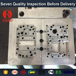 3 plate injection mold, mold injected plastic