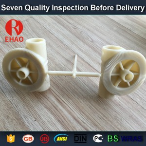 injection molded plastic products