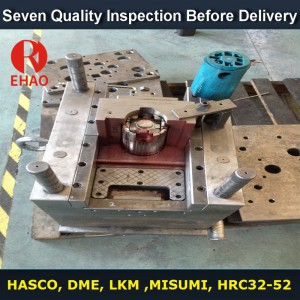injection molding part