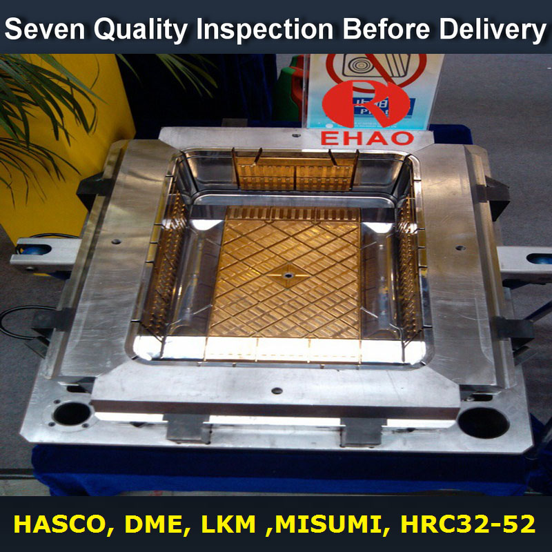 used plastic injection molds for sale