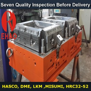 Best Price for mold injection plastic, daily necessities moulds, crate molding in Estonia
