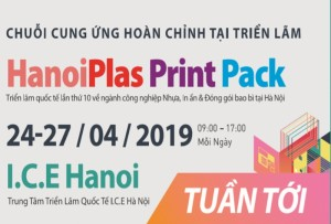 HANOI International Industry Exhibition from April 24th to 27th