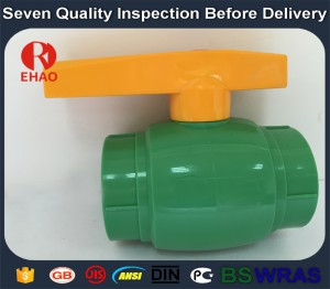75mm Quality antique fip plastic ppr ball valve welding