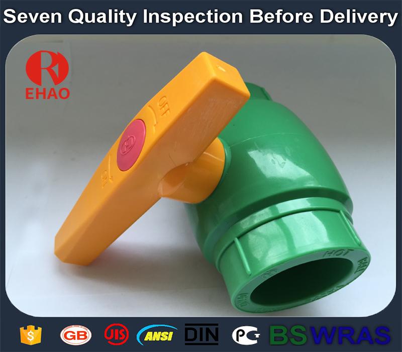 25mm Quality antique fip plastic ppr ball valve welding