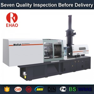 230T preforme macchina di stampaggio a iniezione