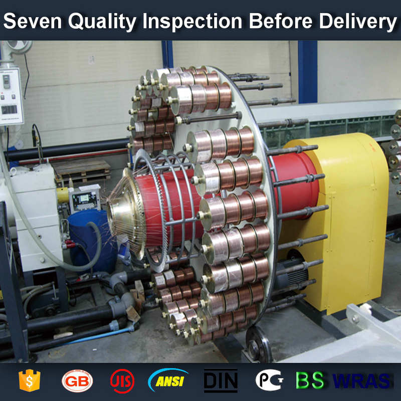 22 Years Factory plastic pipe extrusion line Factory in Seychelles
